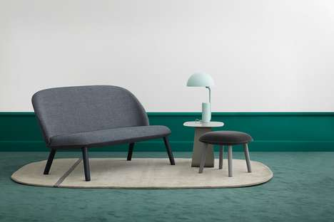 Flat-Pack Furniture Collections - The Normann Copenhagen Ace Line Features Easy to Store Home Decor