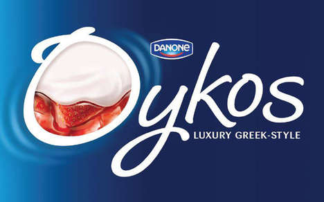 Fruity Whipped Mousse Desserts - The Oykos Whip 'n' Mix Line Puts a Luxurious Twist on Greek Yogurt