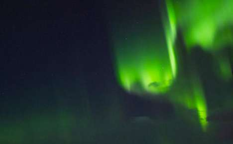 Educational Travel Websites - Icelandair Lets People Create Their Own Aurora Borealis