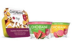 Olympics-Inspired Yogurt Flavors - The New Chobani Flavors are Inspired by the 2016 Olympic Games