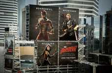 Dueling Vigilante Billboards