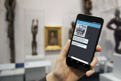 Inquizative Museum Platforms - The ASK Brooklyn App Prompts Asking Experts Questions in Real-Time