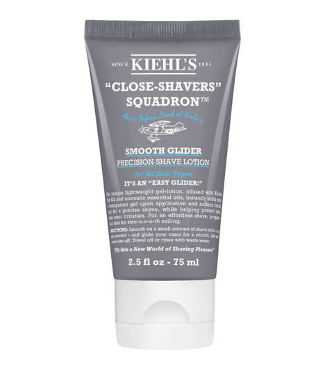 Precision Shaving Lotions - The Close Shavers Cream Provides Hydration and a Shield from Razor Burn