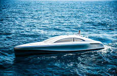 Luxury Vehicle Yacht Designs