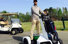 Standing Scooter Golf Carts