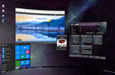 Virtual Reality Desktops