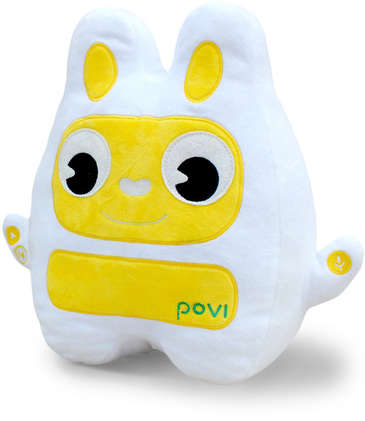 Emotional Intelligence Robots - Povi is a Storytelling Toy That Sparks Thoughtful Conversations