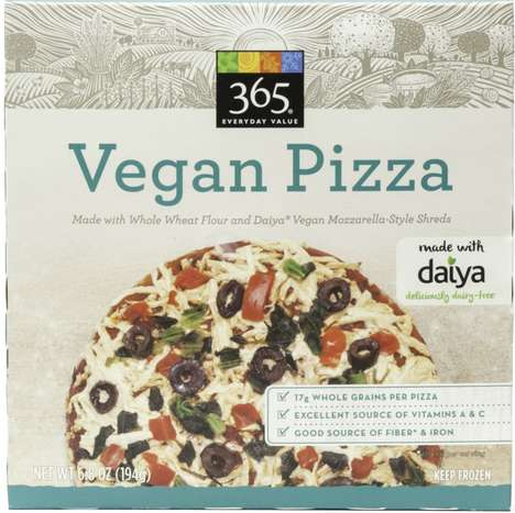 Vegan-Friendly Pizzas - Whole Foods' 365 Everyday Value Brand is Now Carrying a Simple Vegan Pizza