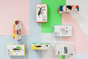 Agata Jeziurska Creates Bold Packaging for Spices Like Garlic and Chili