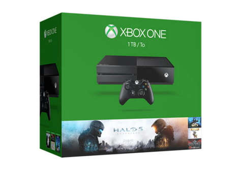 Value-Focused Console Bundles - The Xbox One Spring Bundle Packs a Powerful Console and Ample Games