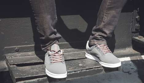 Odor-Proof Lightweight Sneakers - The '247' Sneakers Keep Wearers Comfortable All Day Long