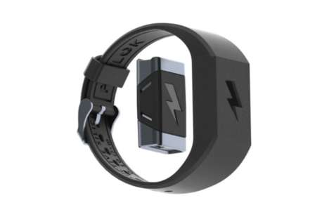 Electrifying Wakeup Wristbands - The Shock Clock Uses Pavlovian Principles to Keep People Alert