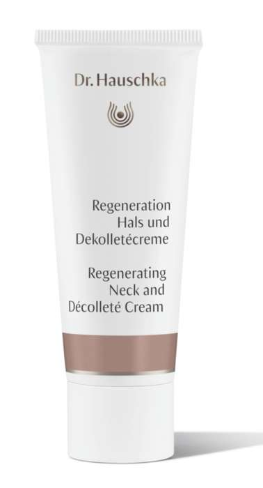 Elasticity-Boosting Creams - This Neck and Decollete Cream Uses an Array Of Natural Ingredients