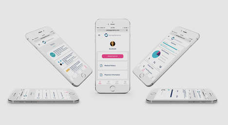 Genetics-Revealing Apps - myGenome Makes Your Full Genome Sequencing Available via Your Smartphone