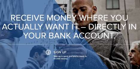 Instant Money Sharing Apps - clearXchange Lets Users Conveniently Send Money Anywhere in the World