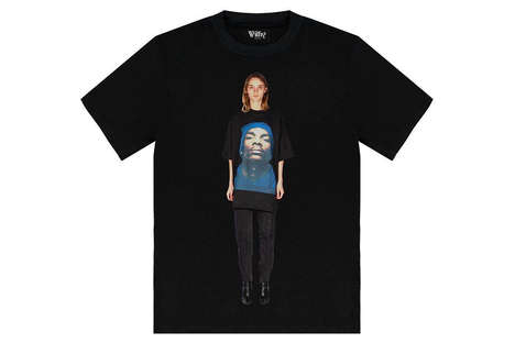 Meta Designer Tee Parodies - This Wil Fry Shirt Pokes Fun at Buzzworthy Fashion Collective Vetements