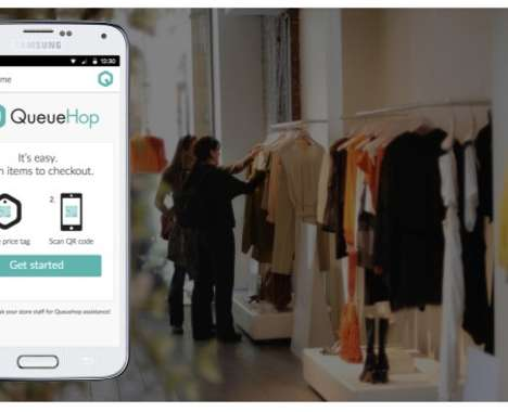 Self-Scanning Shopping Apps
