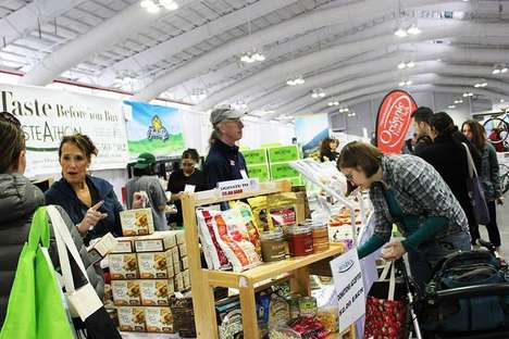 Green Lifestyle Festivals - The 'Green Festival Expo' Marked Earth Day in New York City