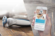 Bluetooth-Connected Shavers
