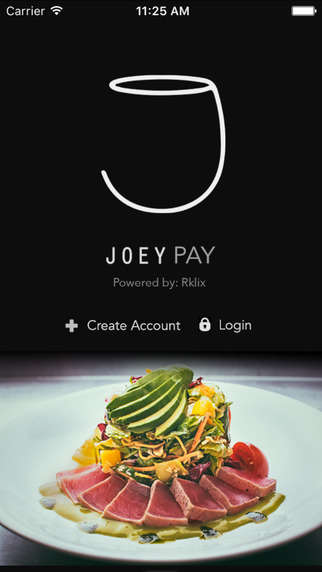 Restaurant Payment Apps - 'JOEY PAY' is a Convenient Way to Settle Transactions at JOEY Restaurants