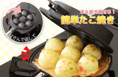 Spherical Food Breakfast Makers