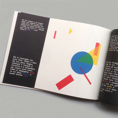 Kid-Friendly Design Books - This Children's Art Book is Designed to Teach Readers About Color
