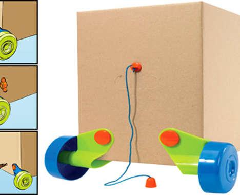 15 Creative Cardboard Toys
