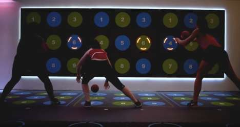 Arcade-Style Gyms - Asphalt Green Transforms Workouts with Technology