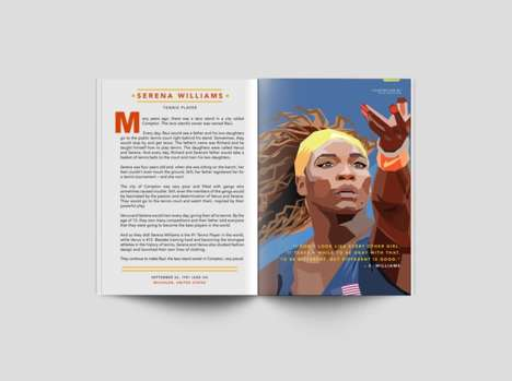 Modern Fairy Tale Books - Good Night Stories for Rebel Girls Features Frida Kahlo & Serena Williams