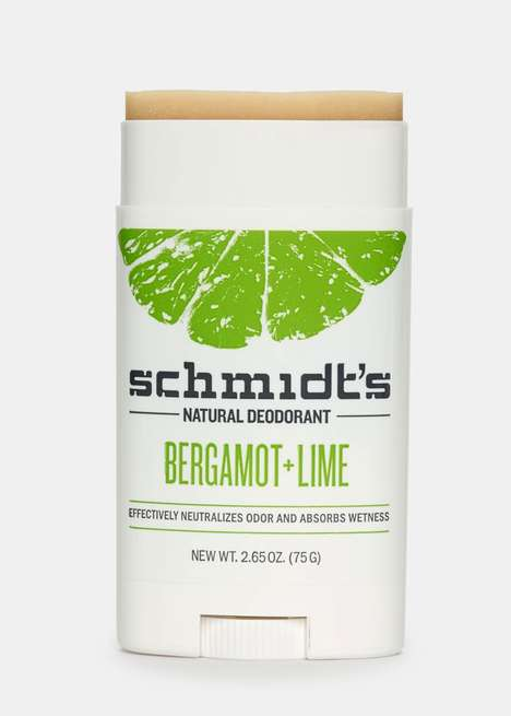 Organic Deodorant Sticks - Schmidt's All Natural Deodorants are Vegan and Chemical-Free