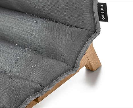Human-Like Dog Furniture