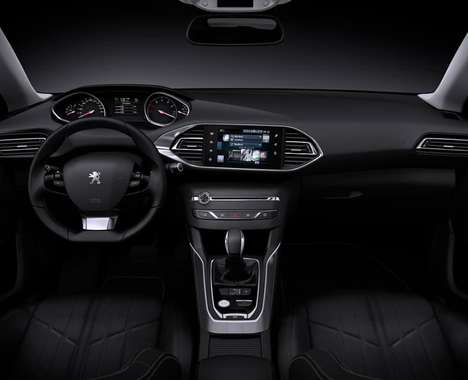 Futuristic Auto Cockpits