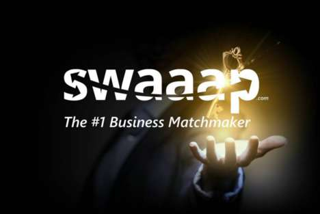 Automated Business Matchmaking Services - Swaaap.com's Platform Connects Businesses & Entrepreneurs