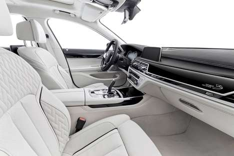 Century-Celebrating Cars - These Special Edition BMW 7 Series Vehicles Are Supremely Exclusive
