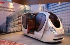 Driverless Transportation Pods