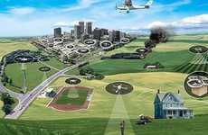 Drone Traffic Control Systems - NASA's Innovative System Will Monitor and Regulate Drone Traffic