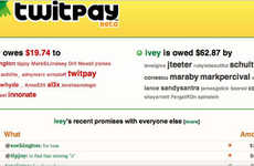 Microblogged Micropayments - Twitpay Lets You Send Money Via Tweet