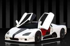1,300-Horsepower Supercars