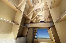 35 Inventive Cardboard Creations