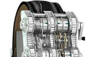 $400,000 Cabestan Winch Tourbillion Watch