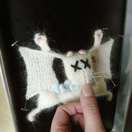 Knitted Science Experiments