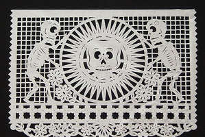 Papel Picado Celebrates the Day of the Dead