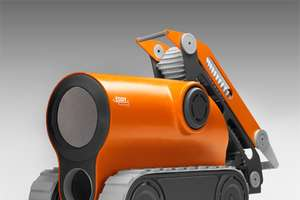 The Eddy Excavator is Small But Mighty