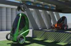 15 Futuristic Car Options...