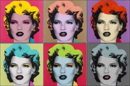 15 Pieces of Pop Art