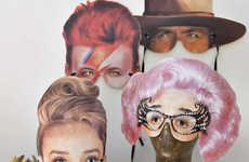 Pop Culture Masquerade Gear