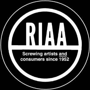 RIAA Stops Suing People - Industry Giant Notices Reality