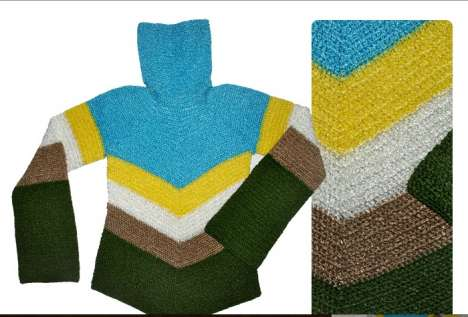 Brazilian Couture Knitwear