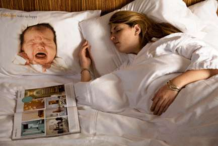 Personalized Hotel Pillows - Hotels.com Lets You Customize Your Own Photo Sheets
