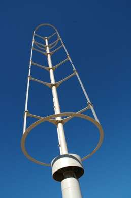 Vertical-Axis Wind Turbine